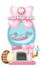 Easter egg mystery egg machine