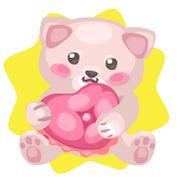 Love Struck Teddy