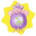 Purple precious egg