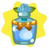 Blue peony perfume