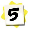 5 sticker
