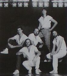 Petra band Not of this World 1983