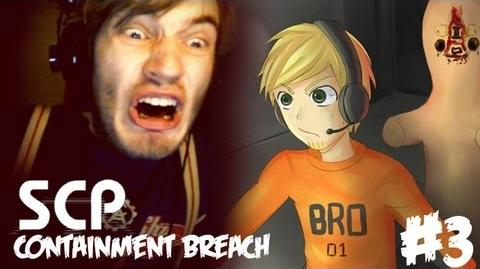 MORE FREAKYNESS! - SCP Containment Breach - Part 3 - Walkthrough ( download link)