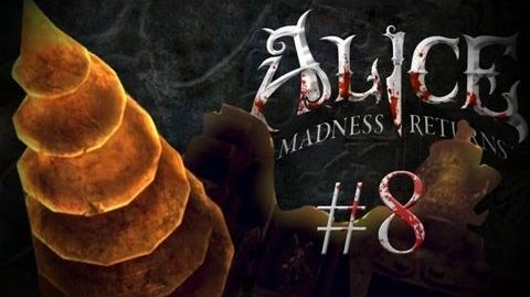 GREATEST BOSS BATTLE IN VIDEO GAME HISTORY! - Alice Madness Returns - Part 8