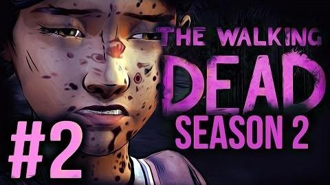 TOUGH DECISIONS! - The Walking Dead Season 2 - Part 2 - Gameplay Walkthrough