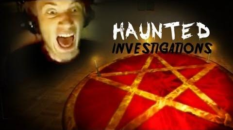 TECHNO MUSIC JUMPSCARE D - Haunted Investigations - Part 2