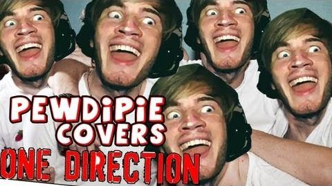 ONE DIRECTION COVER BY PEWDIEPIE - KaraokeParty 5