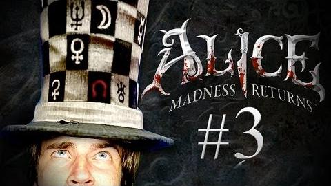 WE'RE GOING TO THE HATTER! - Alice Madness Returns - Part 3