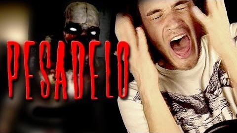 Pesadelo O Início - WORST JUMPSCARE EVER! (Part 1) Brazilian Horror