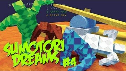 DRUNK WRESTLING! - Sumotori Dreams - Part 4