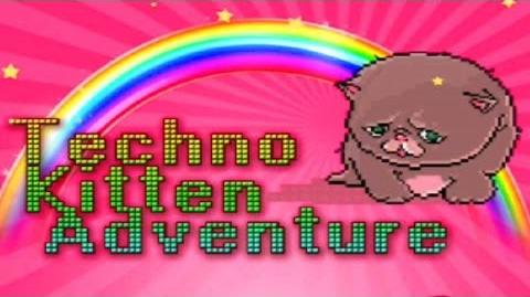 Techno Kitten Adventure