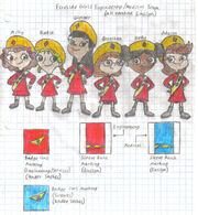 Fireside Girls (Engineering Crew)