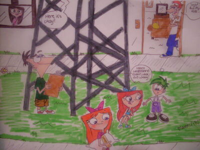 More Phineas and Ferb 003