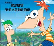 New Super Flynn-Fletcher Bros!