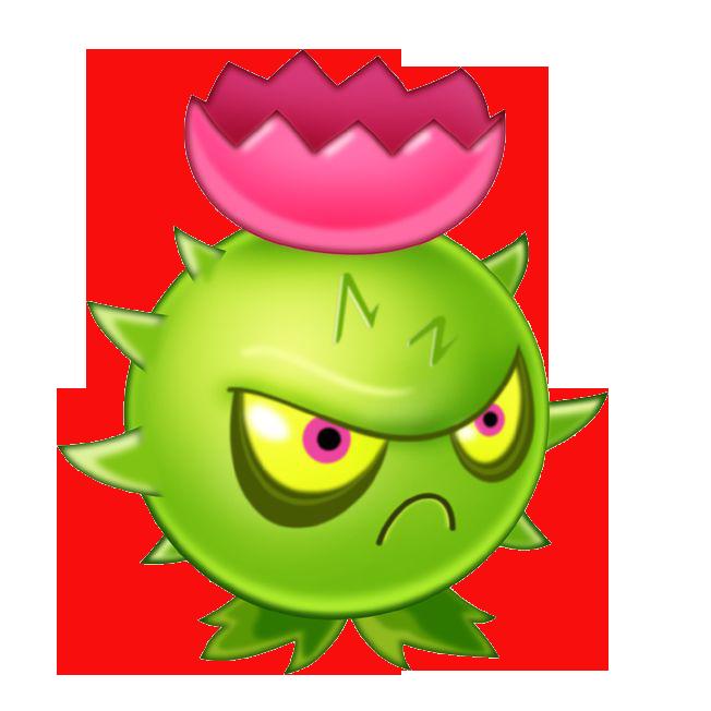 Lenkdistel  Pflanzen gegen Zombies Wiki  FANDOM powered by Wikia