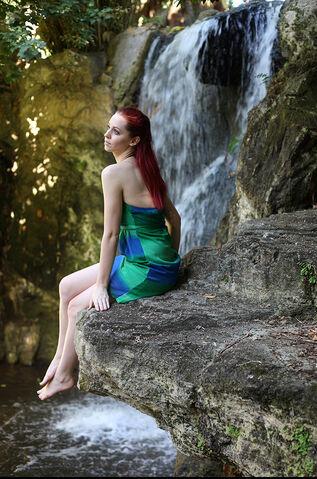 File:Waterfall15 by faestock.jpg