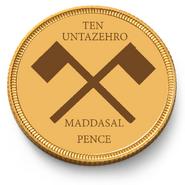 10MADDASALPENCE