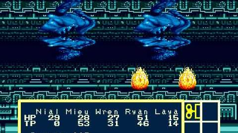 Mega Drive Longplay 133 Phantasy Star III Generations of Doom (Part 8 of 10)