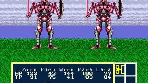 Mega Drive Longplay 133 Phantasy Star III Generations of Doom (Part 10 of 10)