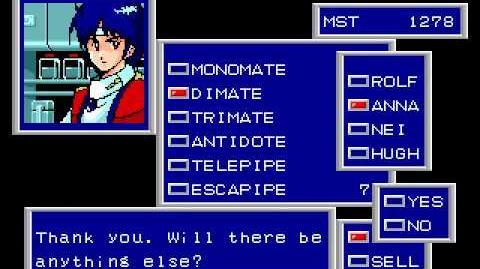 Mega Drive Longplay 132 Phantasy Star II (Part 2 of 8)