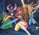 Phantasy Star (Original Series)