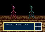 Ps3-swivl and rotabot
