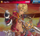 Apollo(M) (Bow Knight 3★)