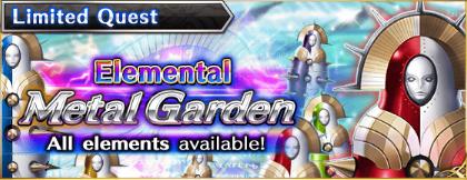 Elemental Metal Garden banner