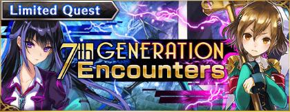 7th Generation Encounters Longinus banner