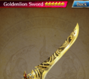 Goldenlion Sword 422