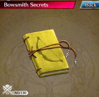 Bowsmith Secrets