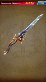 023 Demonblade Akumavice