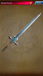 002 Mythril Sword