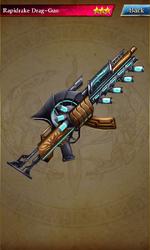 227 Rapidrake Drag-Gun