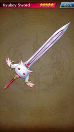 372 Kyubey Sword