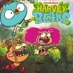 Harvey-beaks-about