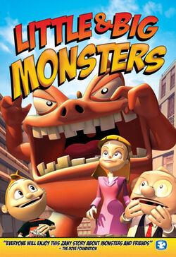 LittleBigMonsters dvd lg