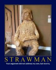 Strawman-motivational