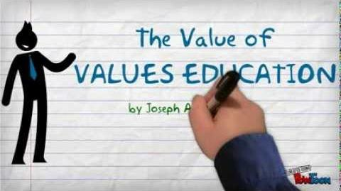 The Value of Values Education (by Joseph Argel G