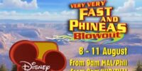 Very Very Fast & Phineas Blowout