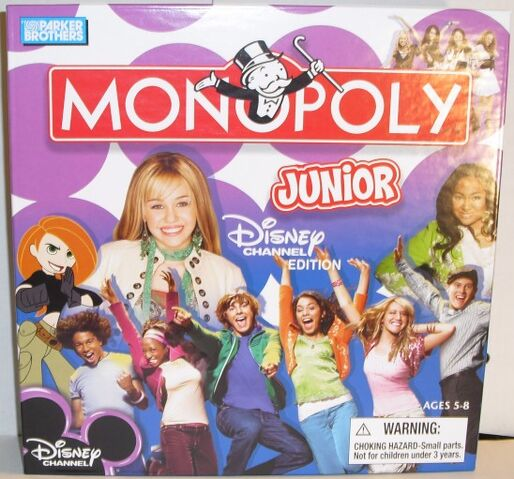 Tập tin:Monopoly Junior - Disney Channel Edition front cover.jpg