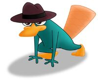 Agent P, by KatieLah