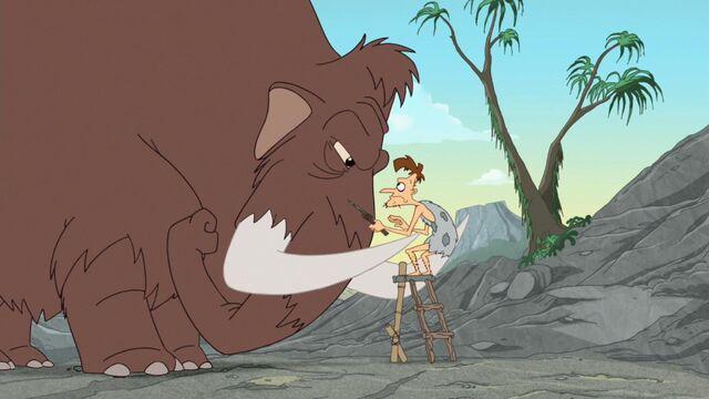 File:Poking the mammoth.jpg