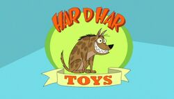Har D Har Toys logo