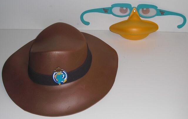 File:Best LIVE Tour Ever! Agent P fedora and glasses.jpg