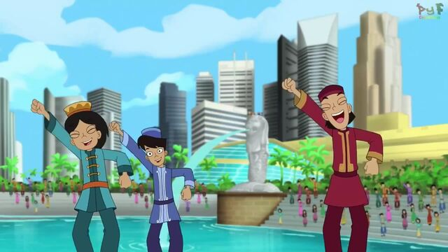 File:The gang in Singapore.jpg