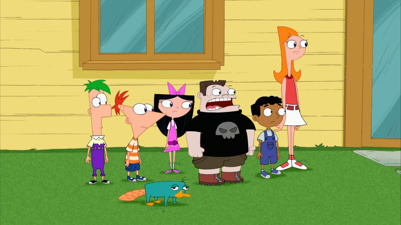 image phineas and ferb interrupted image160 jpg phineas and