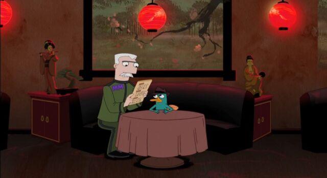 File:Major Monogram & Agent P in Shanghai.jpg