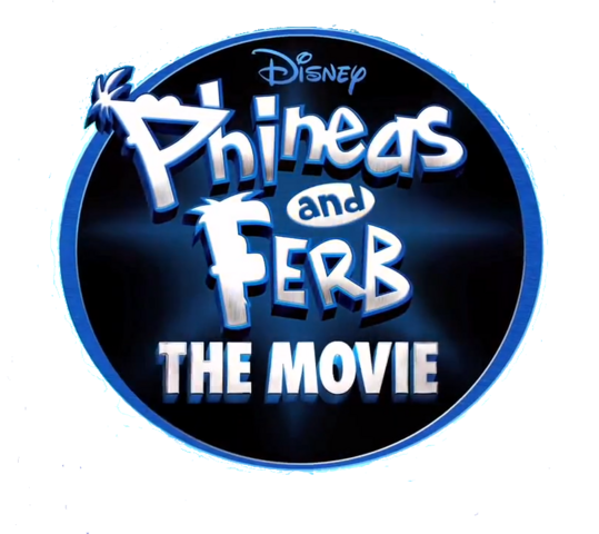 File:Phineas and Ferb The Movie transparent logo.png