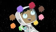 Baljeet with ice cream